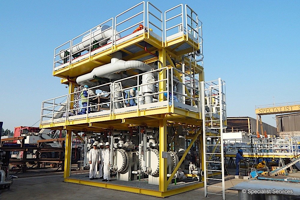 Produced Water Treatment Facility 01wm