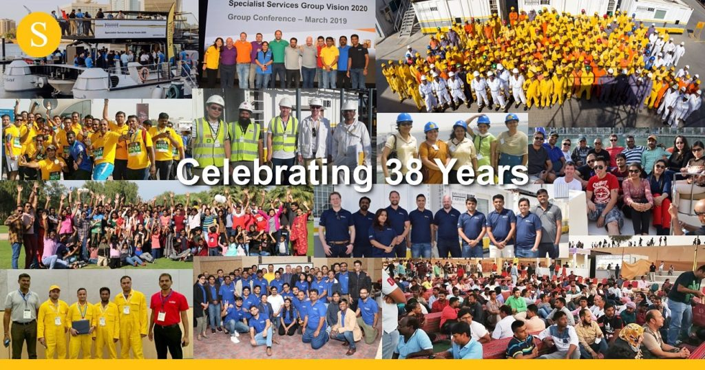 Specialist Services 38 years